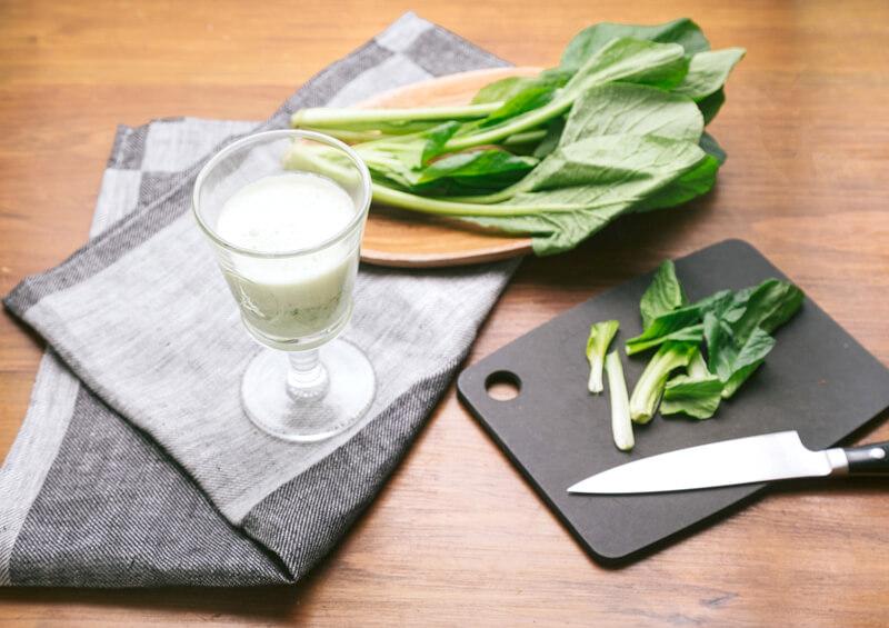 小松菜の簡単レシピ